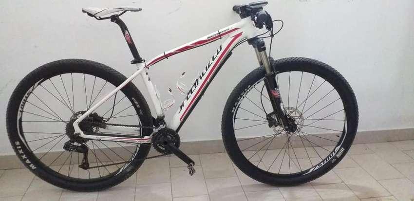 Bicicleta MTB Specialized Rochopper Comp Rod 29 Talla M 0