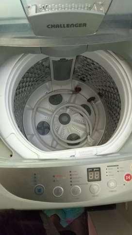 Lavadora de 7.5 k en buen estado se encuentra en cajica