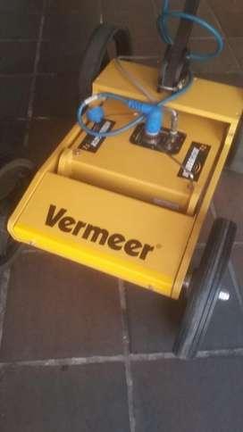 Sir 3000 Vermeer Georadar