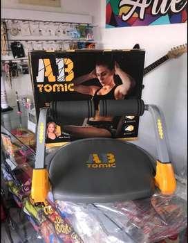 Nuevo AB TOMIC  Ejercicios abdominales