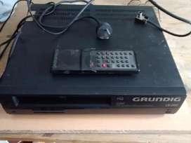 Video grabadora Grundig