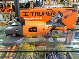 Pulidora Truper 7 Pulgadas Nueva
