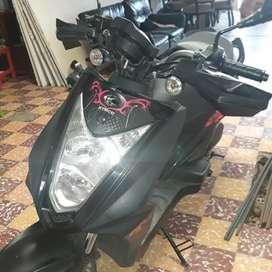 Vendo moto agility 2016