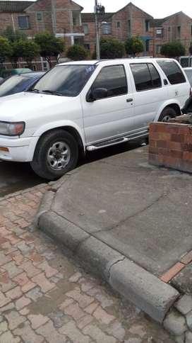 Venpermuto Nissan Pathfinder 1997