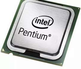 Prosesador Pentium dual core e5700 e5800 e5300 e5400 e2200 e2180 e2160 e2140