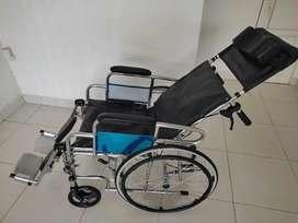 Vende silla de Ruedas Requinable poco uso como nueva