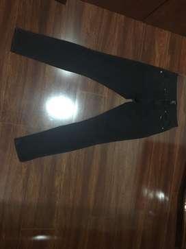 Pantalon negro talla US 24