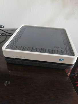Vendo router y repetidor mitrastar dual band de 2.4 y 5G
