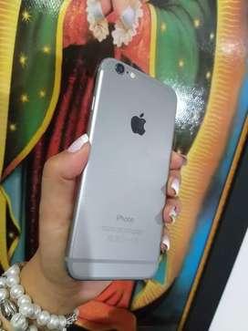 Vendo o cambio iPhone 6 de 16g
