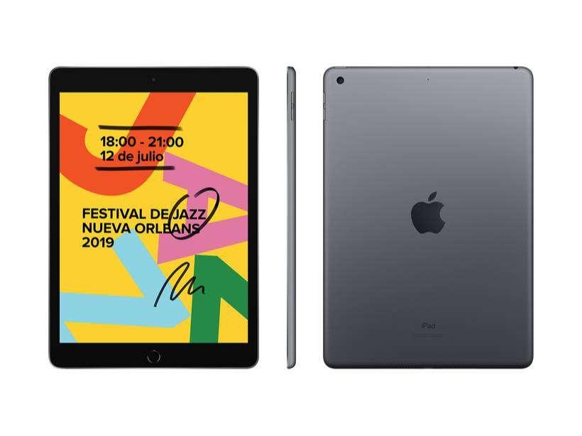 Apple iPad 7ma Generación 32gb Sellado 0