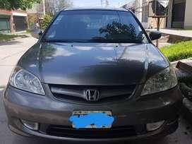 Vendo Honda Civic/05 Ex Full