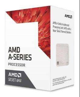 Procesador AMD APU A6 9500 X2 CPU + X6 GPU (AM4)
