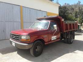 VOLQUETA FORD 350