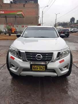 Vendo camioneta Nissan Frontier 2016