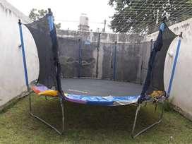 Alquiler de camas elasticas