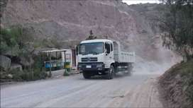 Materiales Petreos para construcción: Ripio, Arena, Polvo, Piedra, Lastre de Venta en Volquetas
