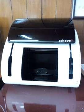 Scanner three shape