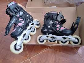 Rollers Macroblade 90 w mujer talle36.5