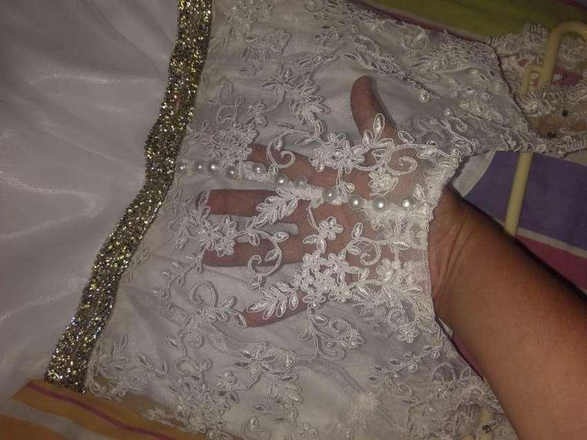 Vestido de novia REMATO 0