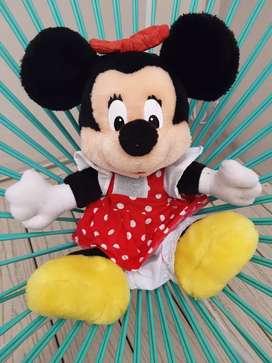 Peluche Minnie 40 cm
