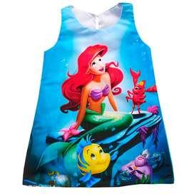 Vestidos Sirenita