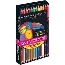 Colores Prismacolor Doble Punta 12 X 24