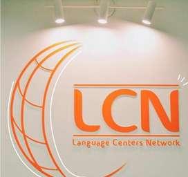 Vendo curso de ingles de escuela de idiomas LCN del nivel A1 al C1.