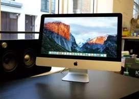 Imac i5 late 2013 de 1 tera ram 8 pantalla 31.5