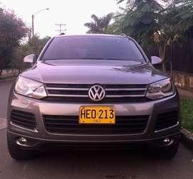 Volkswagen Touareg V6 turbo diesel