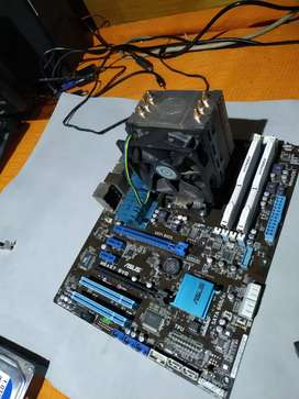 ComboMother m5a97+micro Ame Fx 8120+8 de ram DDR3+ coler Master