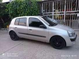 Vendo carro Renault  Clio automatico