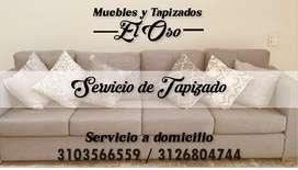 Servicio de Lavado y tapicería de muebles
