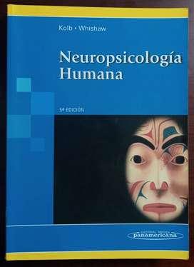 Libro Neuropsicología Humana