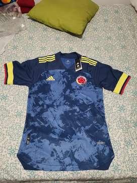 Vendo camiseta de la selección colombia