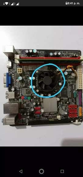 Board Biostar AMD