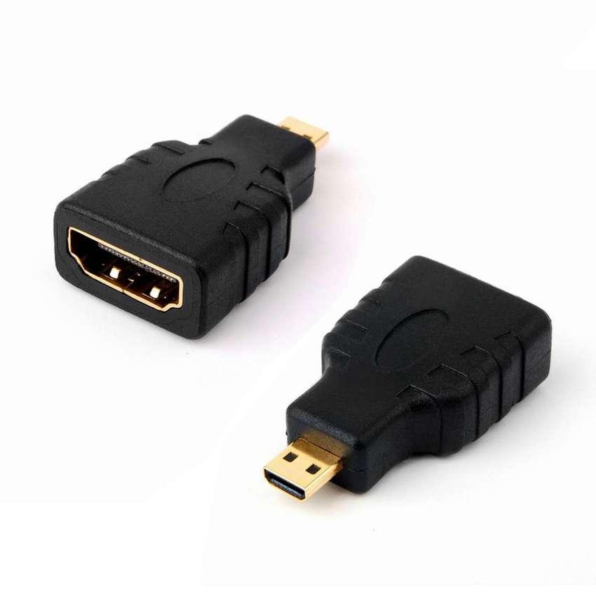 Adaptador/convertidor HDMI a MICRO HDMI 0