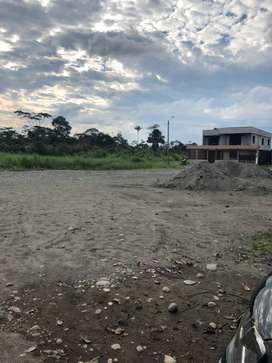Terrenos de venta por 25.000' Barrio la ecuatoriana por los talleres del Consejo Provincial
