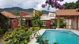 Hermosa Quinta vacacional centro Vilcabamba