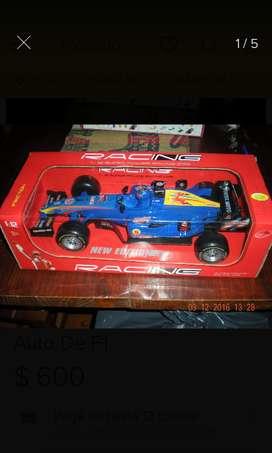 Auto Formula 1 con sonido