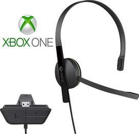 Headset Xbox One Original Microsoft audifono xbox one xb1