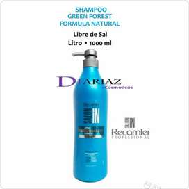 Shampoo Green forest  • Recamier