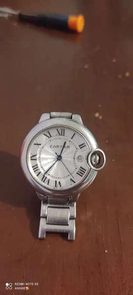Reloj Cartier Ballón blue cc9008
