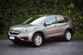 Honda CRV LX CVT 2.4 2017 OPORTUNIDAD!