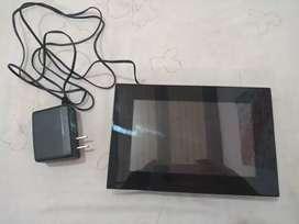 Portaretrato digital Sony impecable con control