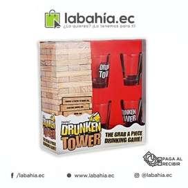 Juego De Mesa Para Beber Jenga Shots Drunken Tower