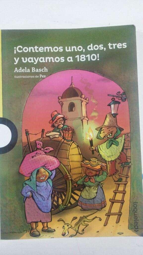 Libro Contemos 1,2,3 Y Vayamos a 1810 0