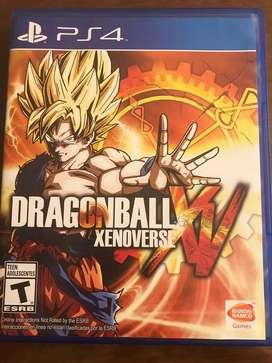 Juego Dragon Ball Xenoverse