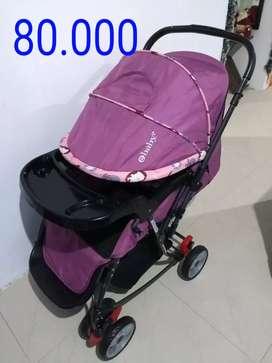 Coche ebaby para niña