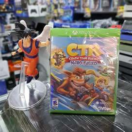 Crash ctr xbox one