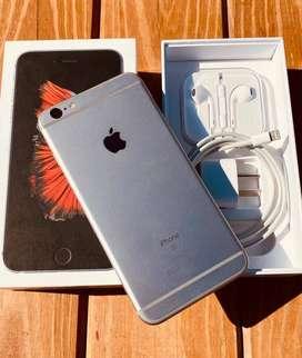 Vendo iPhone 6s Plus Space Gracy de 32Gb